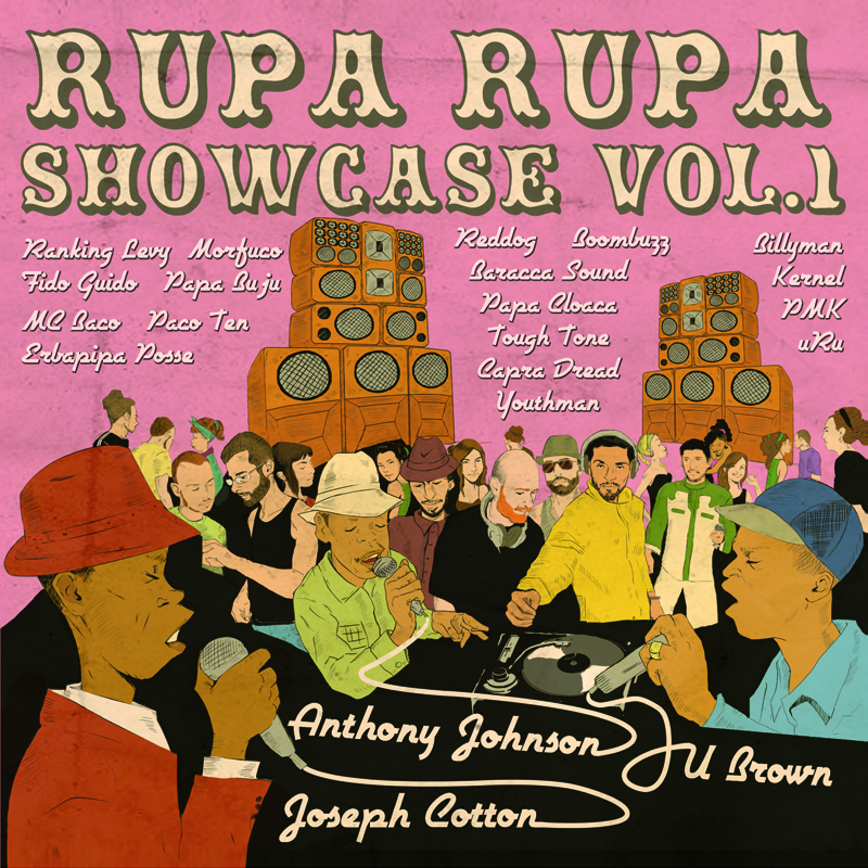 Rupa Rupa Showcase cover