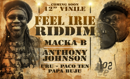 Feel Irie Riddim - Coming Soon